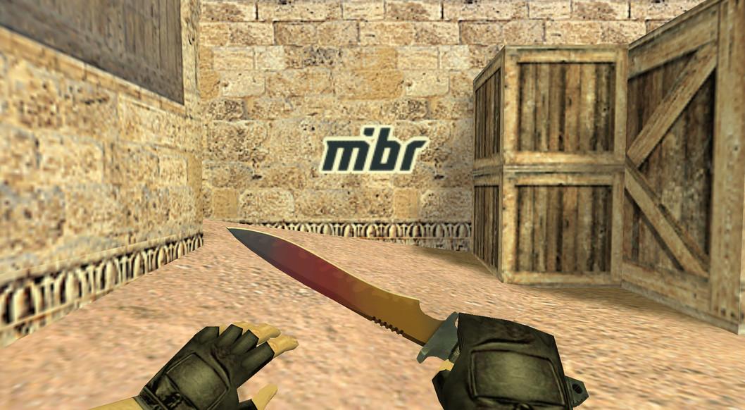 «MiBR Old Logo» для CS 1.6