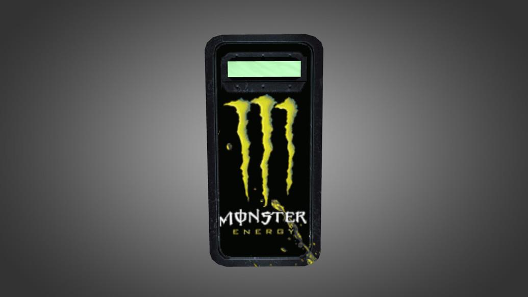 «Monster Energy Shield» для CS 1.6