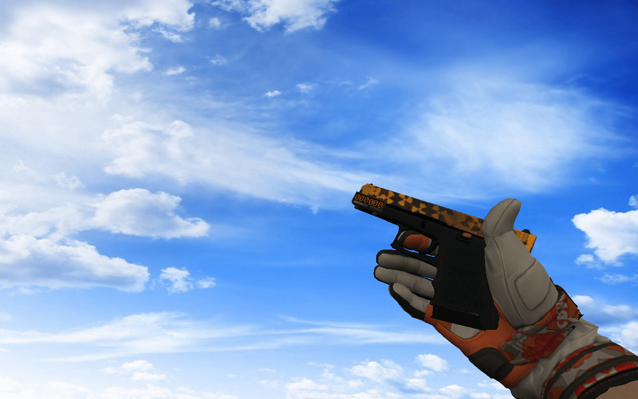 «Пак с Мотоциклетными перчатками «БУХ!»» для CS 1.6