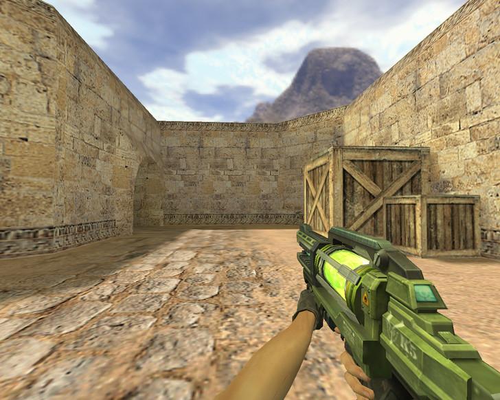 «MP5 Убийца монстров» для CS 1.6
