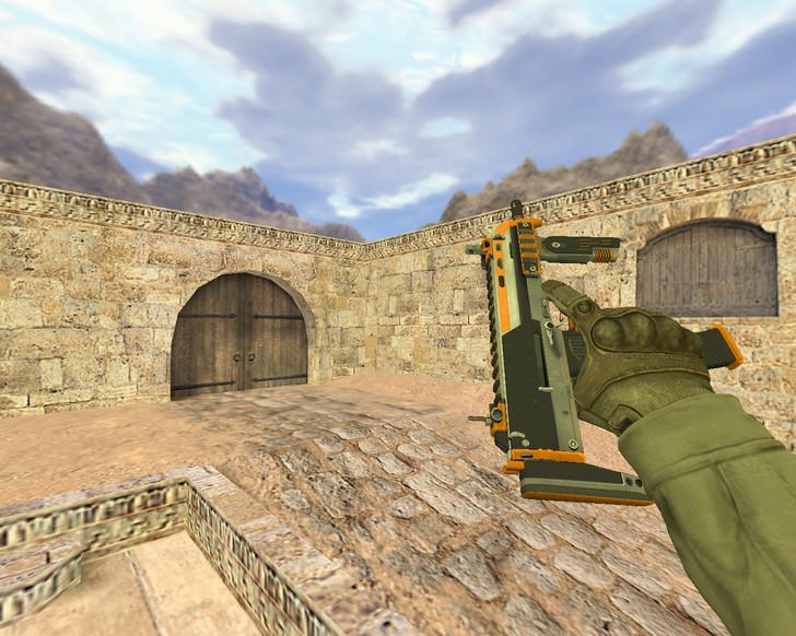 «MP7 Роботикс» для CS 1.6