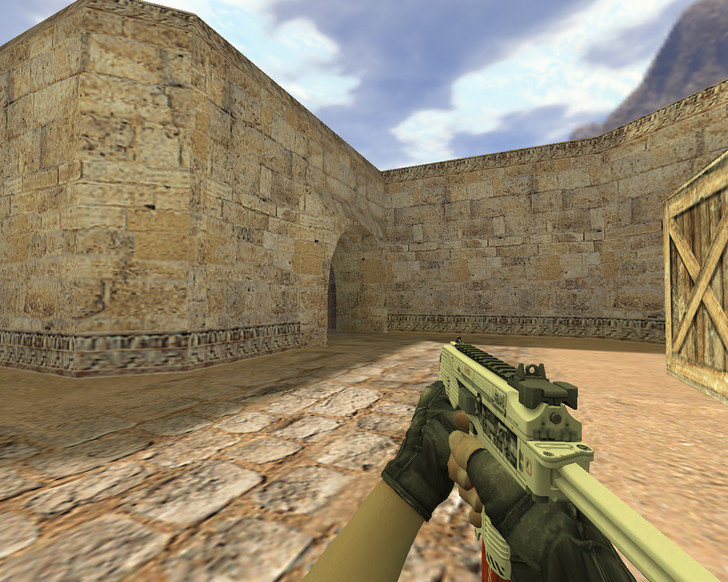 «MP9 Воздушный шлюз» для CS 1.6