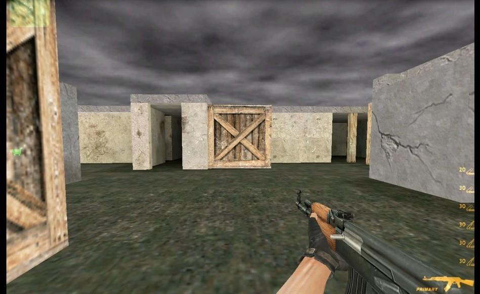 «nam_tunnels_defusal» для CS 1.6