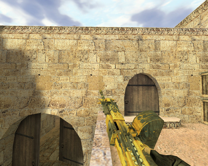 «Negev Крикун» для CS 1.6