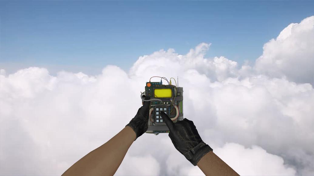 «Новая бомба из CSGO» для CS 1.6