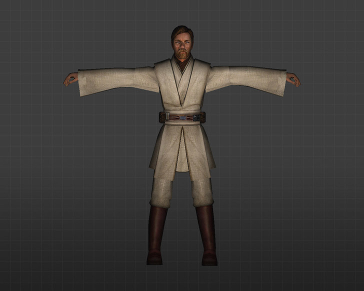 «Оби-Ван Кеноби» для CS 1.6