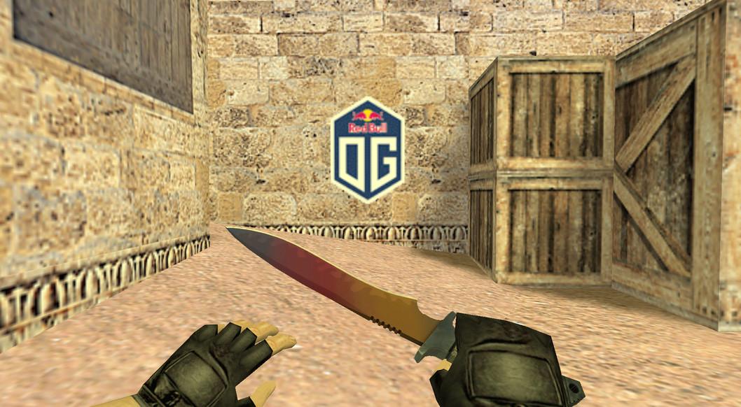 «OG Logo» для CS 1.6