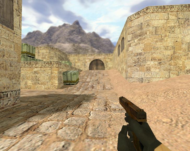 «Glock Старый» для CS 1.6
