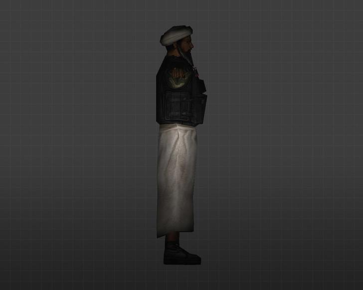 «Осама Бен Ладен» для CS 1.6