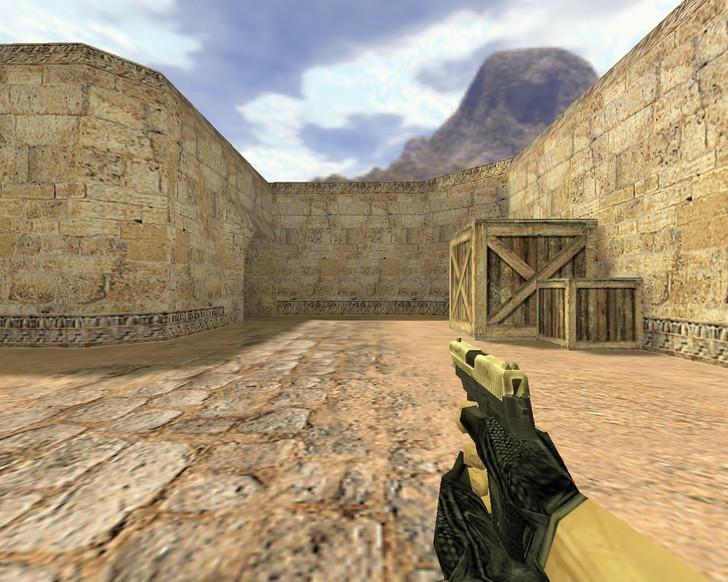 «P228 Золотой» для CS 1.6