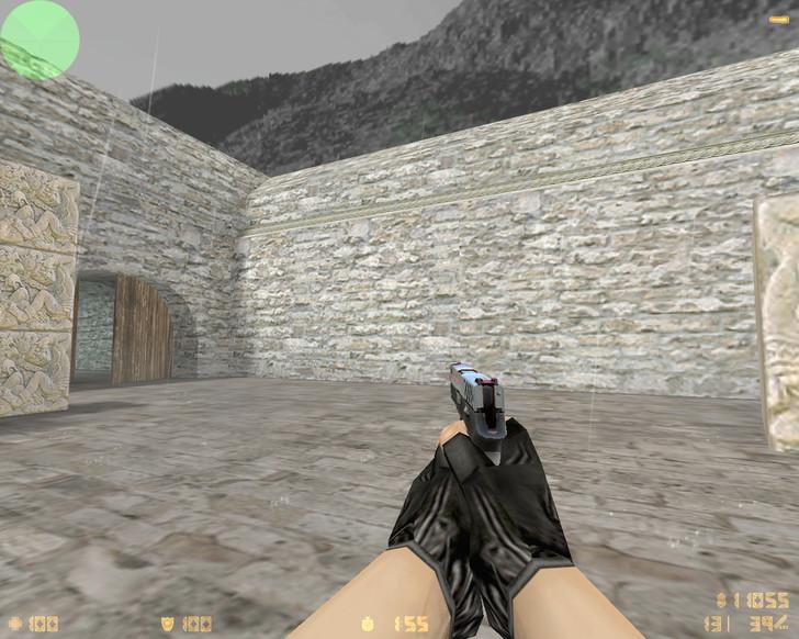 «P250 | Cyber Shell» для CS 1.6