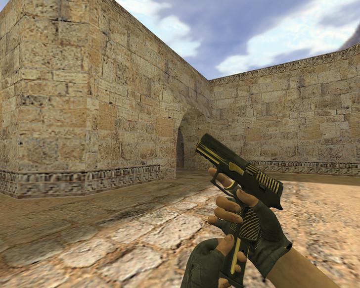 «P250 Золотой» для CS 1.6