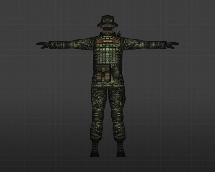 «Камуфляжная панамка» для CS 1.6