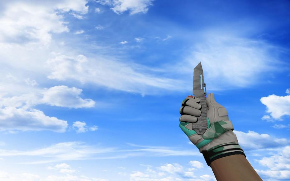 «☆ Паракорд-нож | Городская маскировка» для CS 1.6