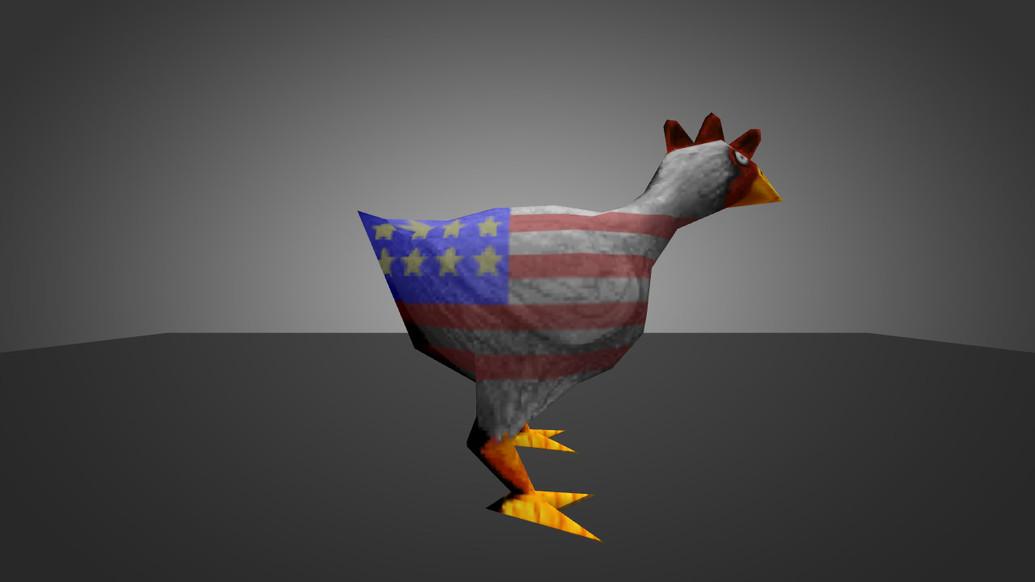 «Patriotic Chicken Pack» для CS 1.6