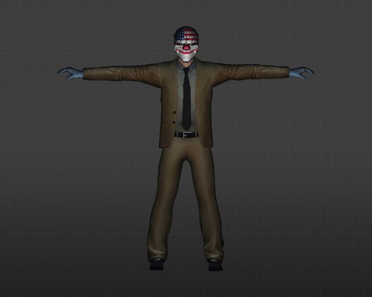 «Грабители PayDay» для CS 1.6