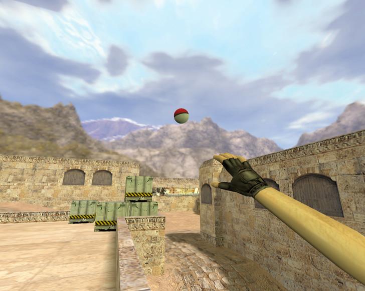 «Пак гранат Покеболы» для CS 1.6