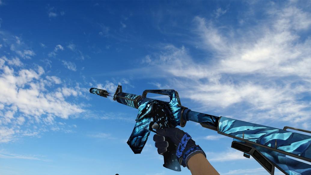«Polygon Moto Gloves Weapon Pack» для CS 1.6