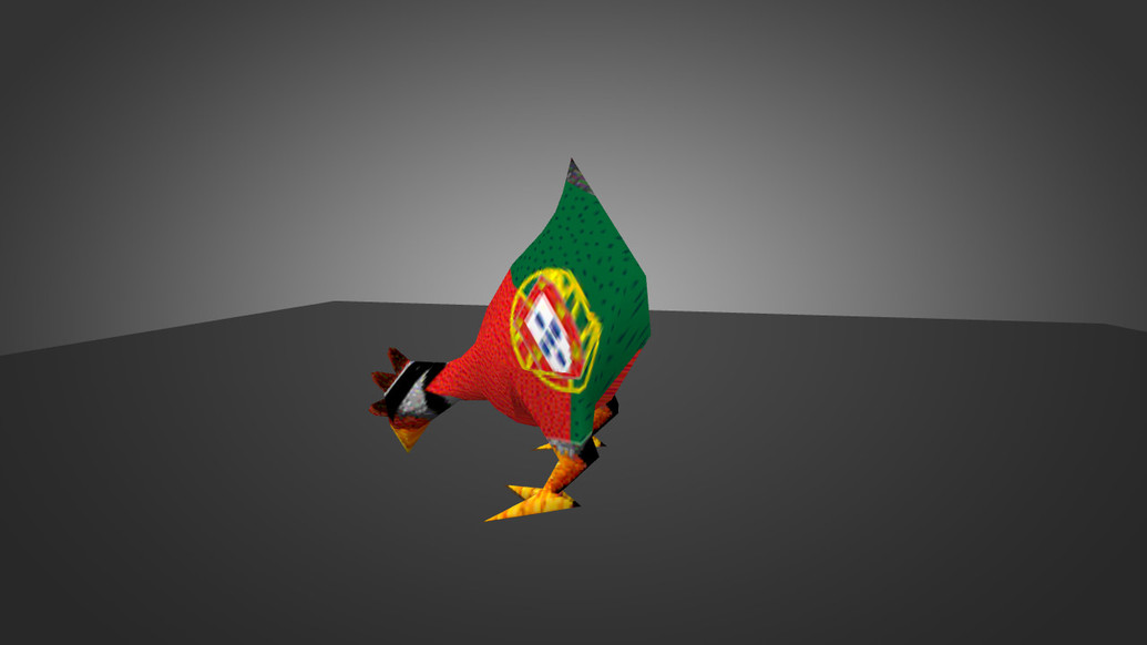 «Portugal Chiken» для CS 1.6