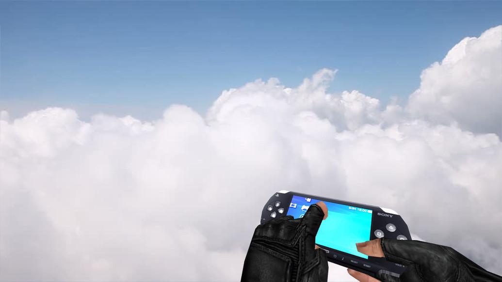 «PSP Bomb» для CS 1.6