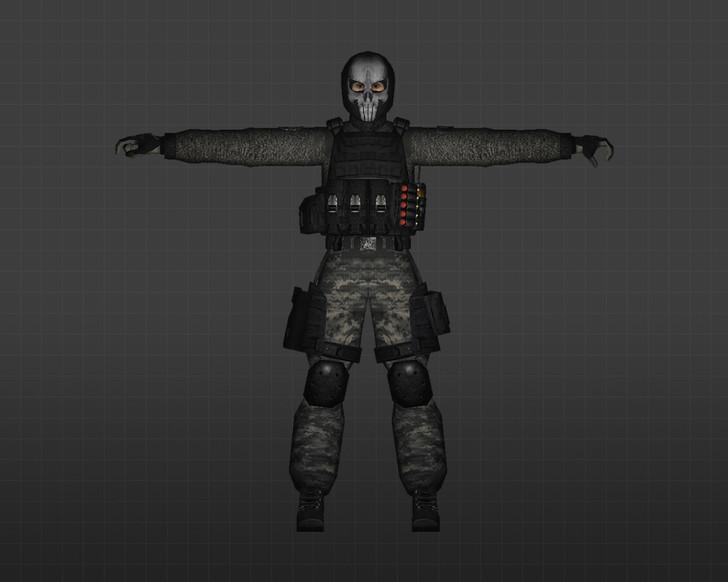 «Карательный отряд» для CS 1.6