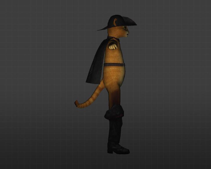 «Кот в сапогах» для CS 1.6