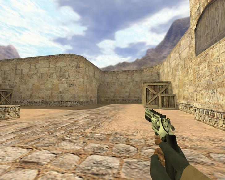 «Револьвер R8 из CS:GO» для CS 1.6