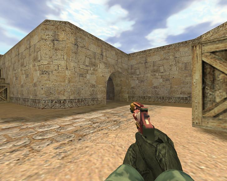 «Револьвер R8 Градиент» для CS 1.6