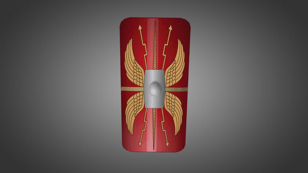 «Roman Scutum for Shield» для CS 1.6