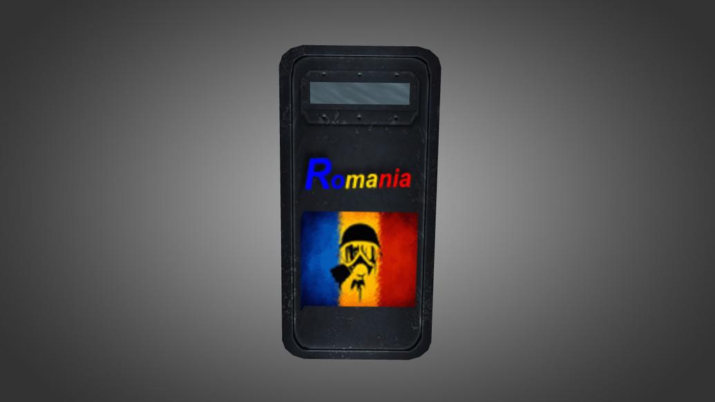 «Romania Shield» для CS 1.6
