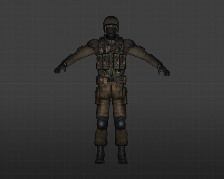 «Спецназ ФСБ» для CS 1.6