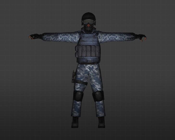 «ОМОН» для CS 1.6
