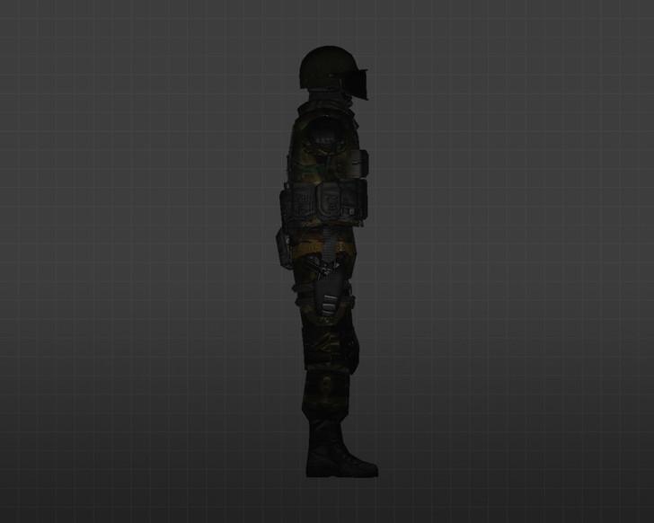 «Российский спецназ» для CS 1.6