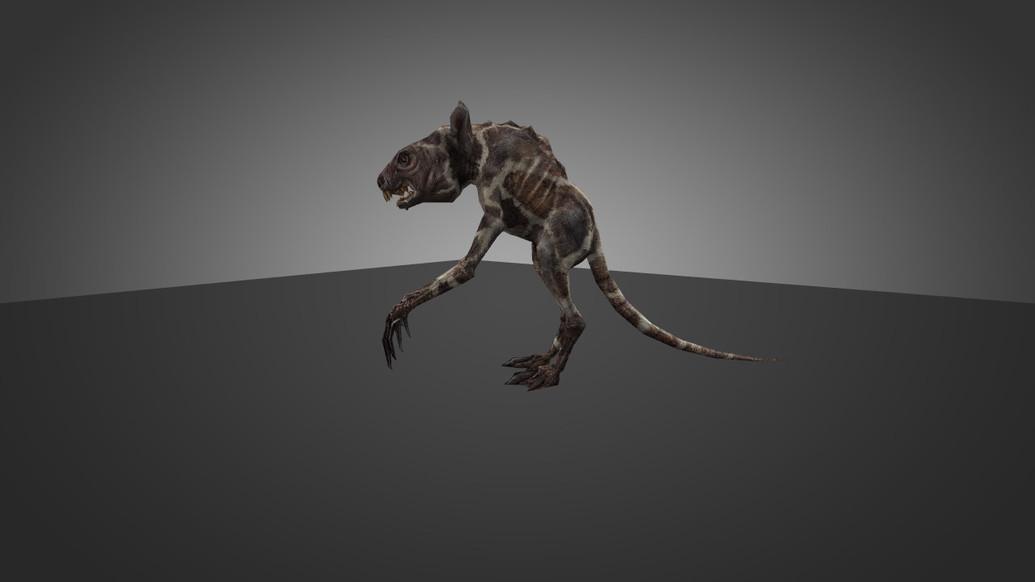 «S.T.A.L.K.E.R Rat Thingy» для CS 1.6