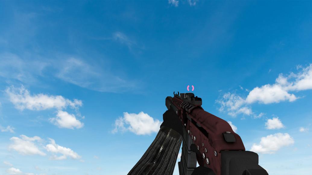 «Saiga SA Giant's Lullaby» для CS 1.6