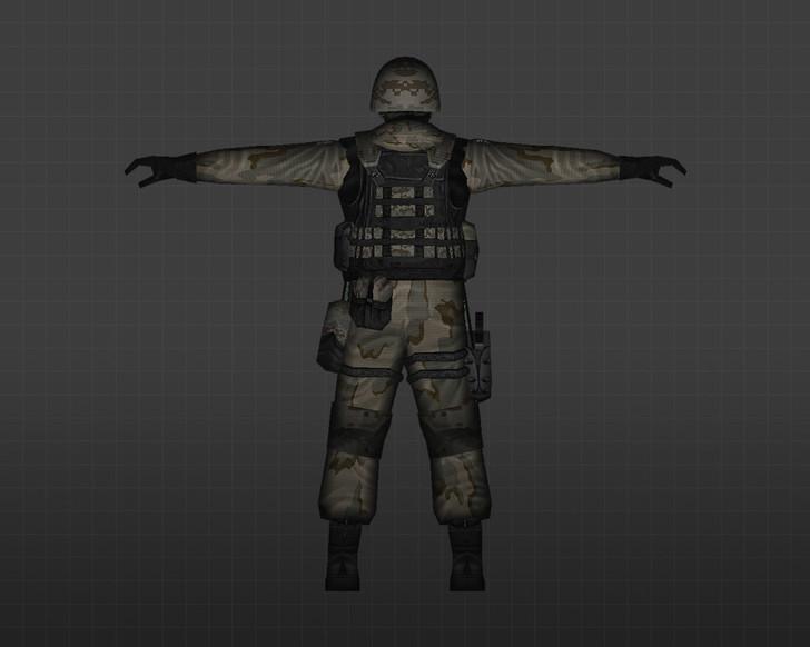 «SAS Яркая вспышка» для CS 1.6