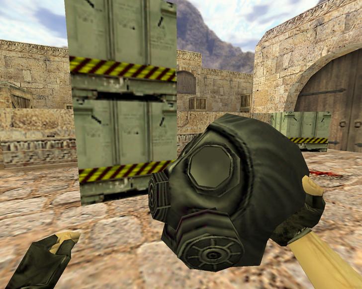 «Бомба Голова спецназа» для CS 1.6