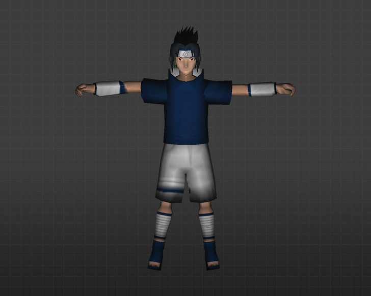 «Саске Учиха» для CS 1.6