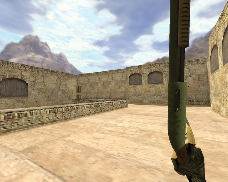 «Sawed-off Судак» для CS 1.6