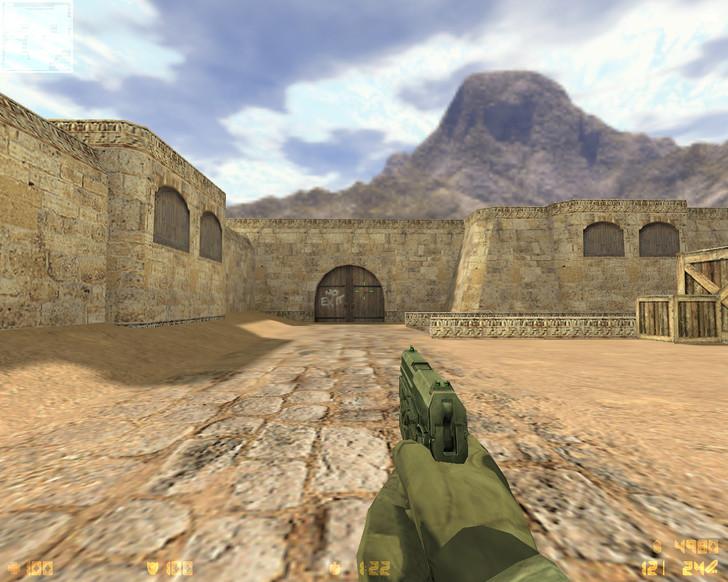 Сборка CS 1.6 Call Of Duty MW 2