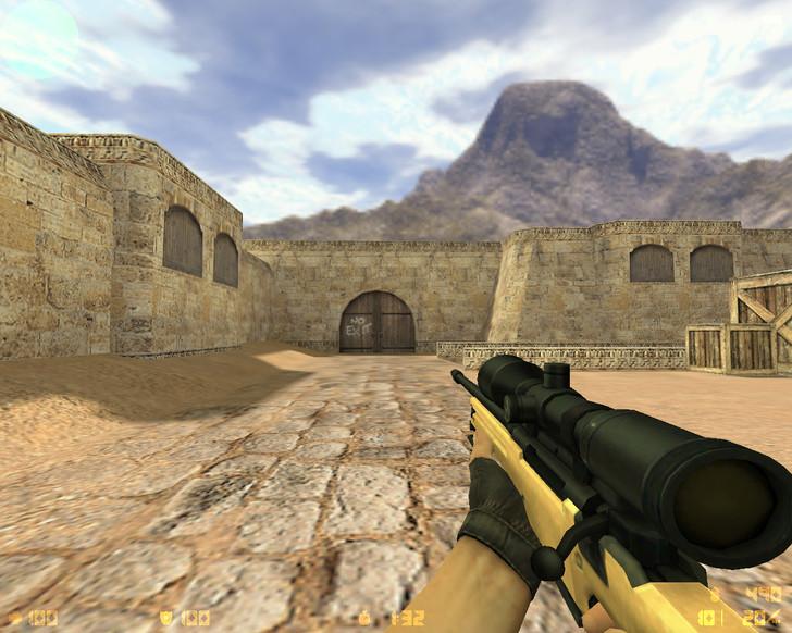 Золотая сборка CS 1.6