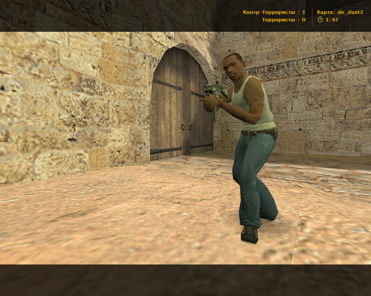 Сборка CS 1.6 GTA