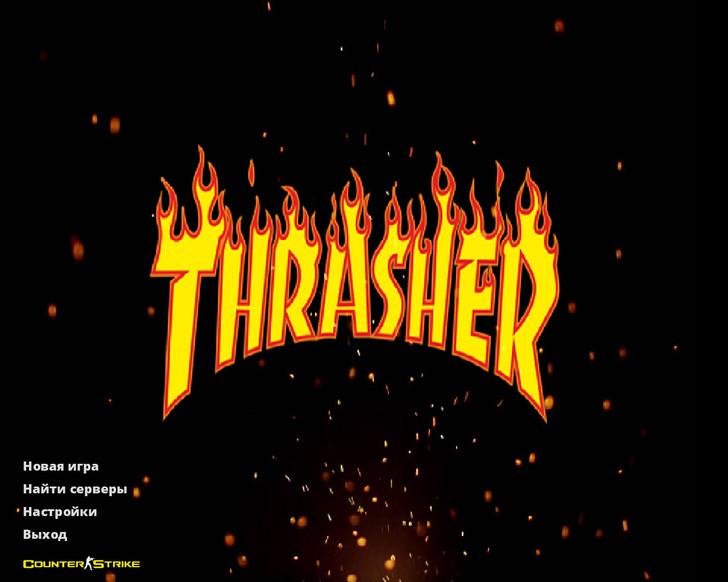Сборка CS 1.6 Thrasher