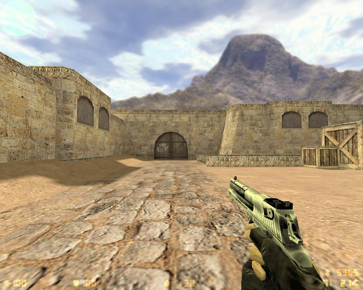 Сборка CS 1.6 Razer