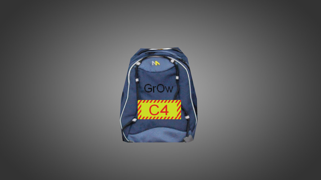 «School Backpack» для CS 1.6