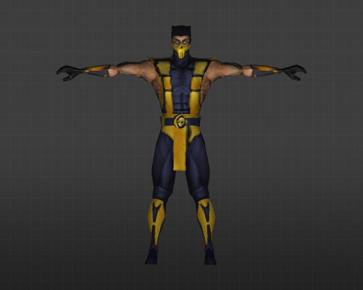 «Скорпион» для CS 1.6