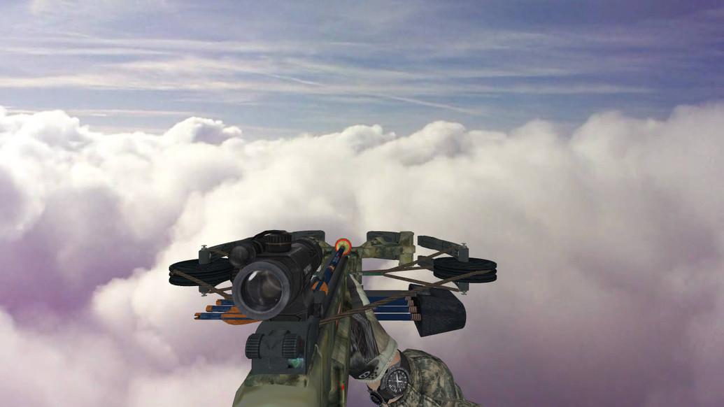 «SF2 Crossbow» для CS 1.6