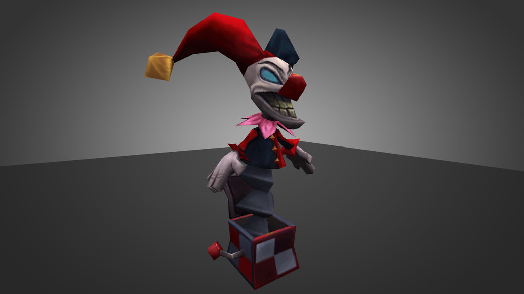 «Shaco's Jack In The Box» для CS 1.6