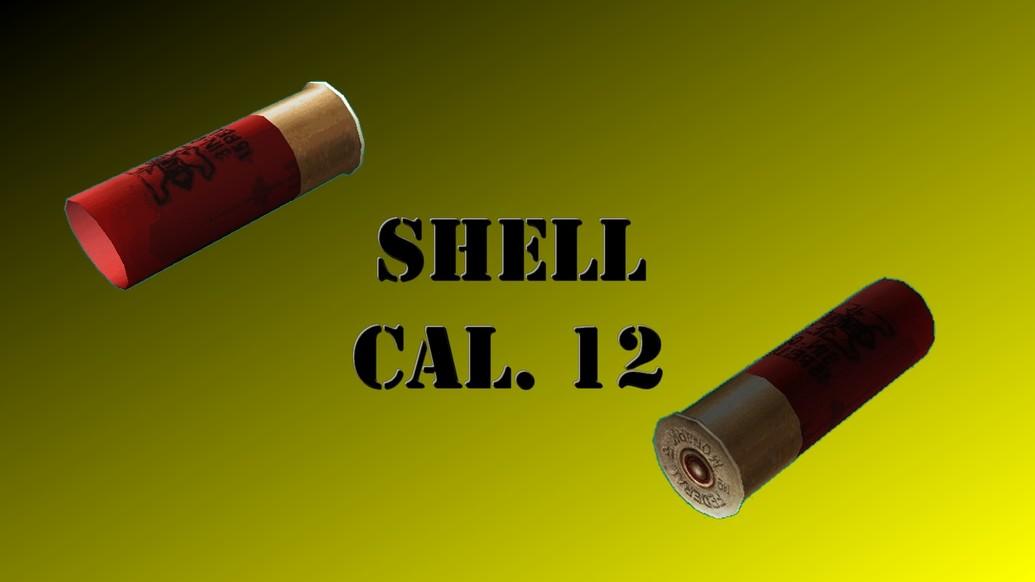 «Shell cal.12» для CS 1.6