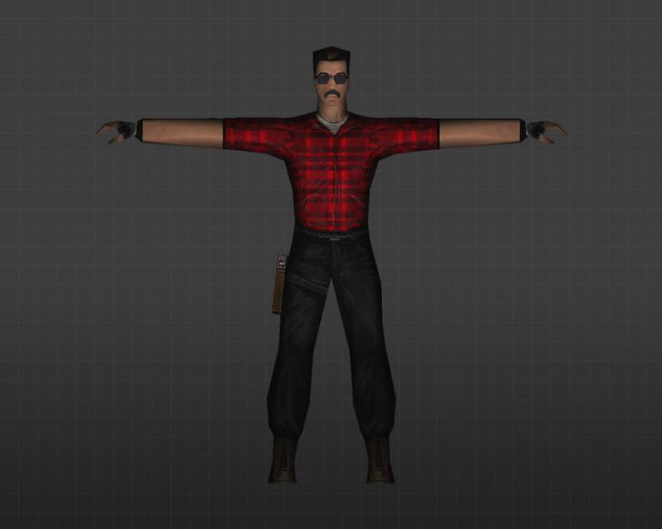 «Человек простой» для CS 1.6